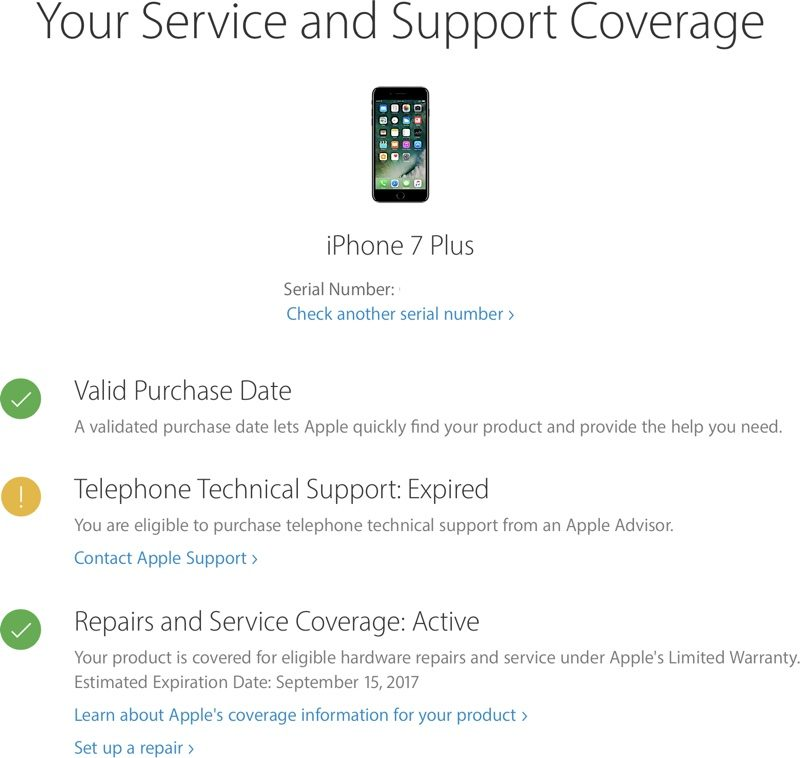applecare iphone activation