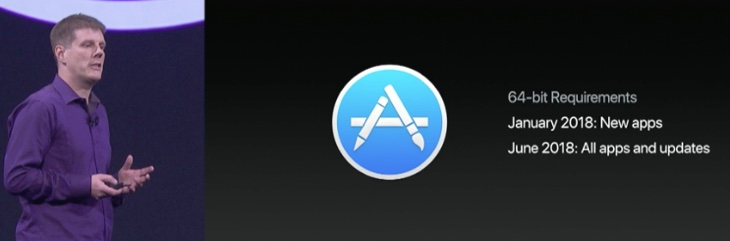 Apple to Phase Out 32-Bit Mac Apps Starting in January 2018 - MacRumors