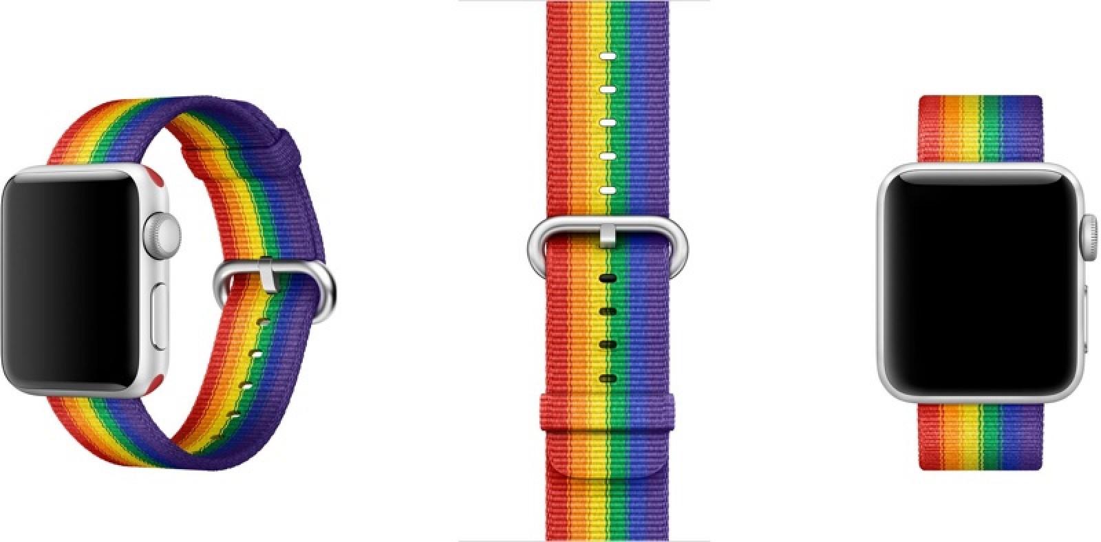 83a7ec82f3b8d9 Apple Debuts New Summer Apple Watch Bands