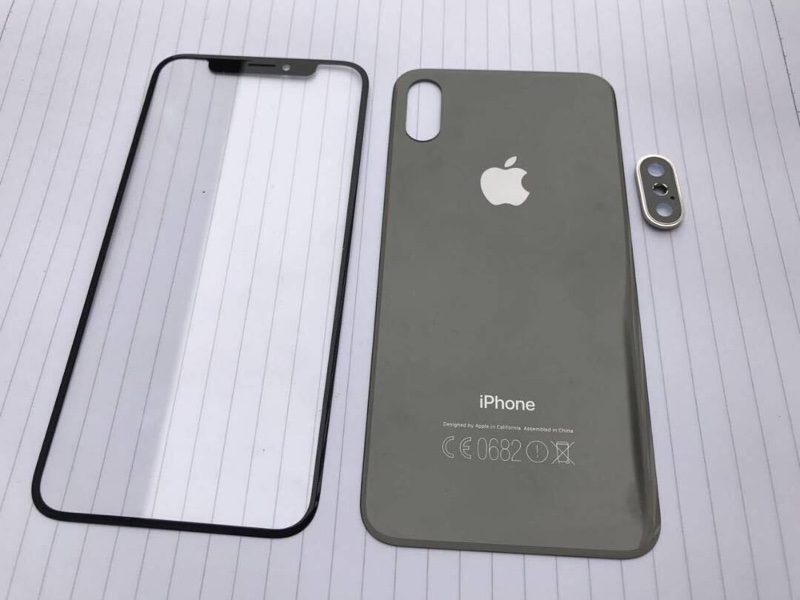 premium selection 83671 07fe3 First Alleged iPhone 8 Part Leaks Surface - MacRumors