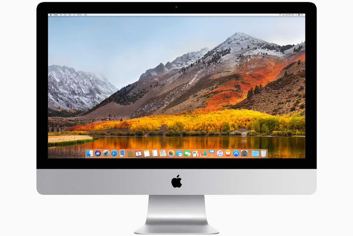 macOS High Sierra: Everything We Know