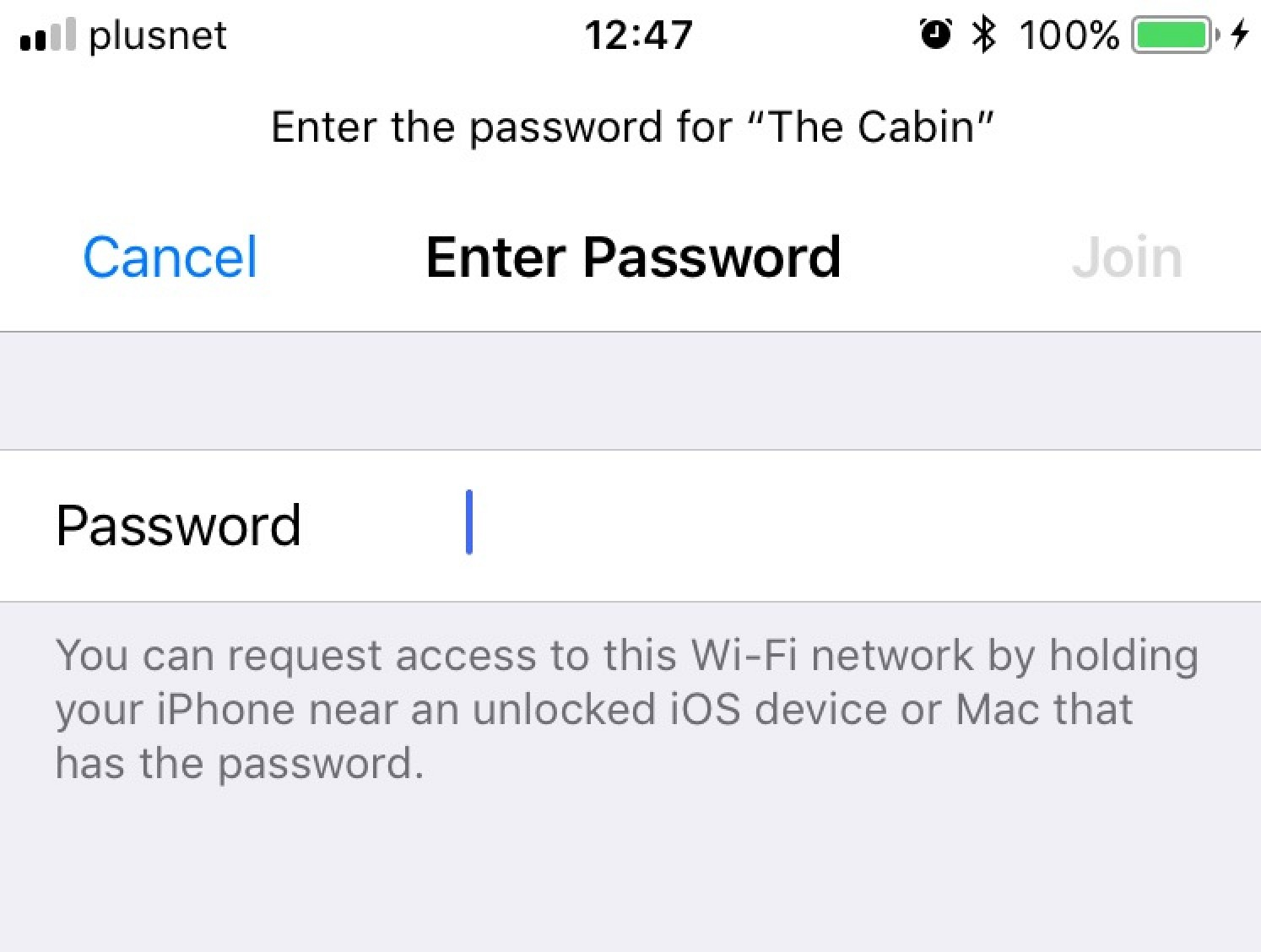iOS 11 Makes it Easy to Share your Wi-Fi Password with Nearby Friends