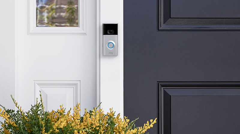 Ring Launches Second-Generation Video Doorbell With 1080p