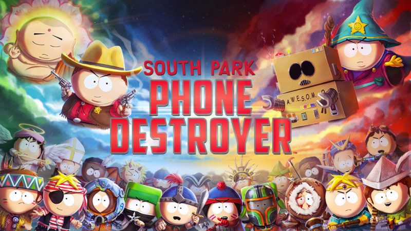 Ubisoft Announces New Free-to-Play RPG 'South Park: Phone Destroyer