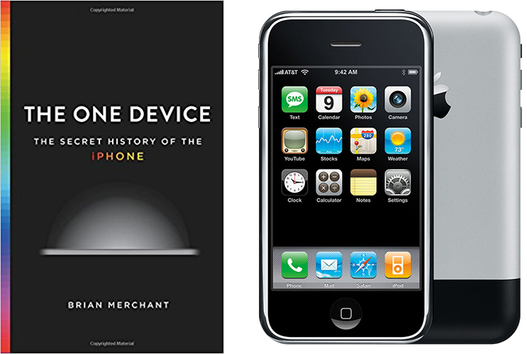 And Just Days Before The Anniversary A New Book Detailing Smartphones So Called Secret History Is Set To Be Released