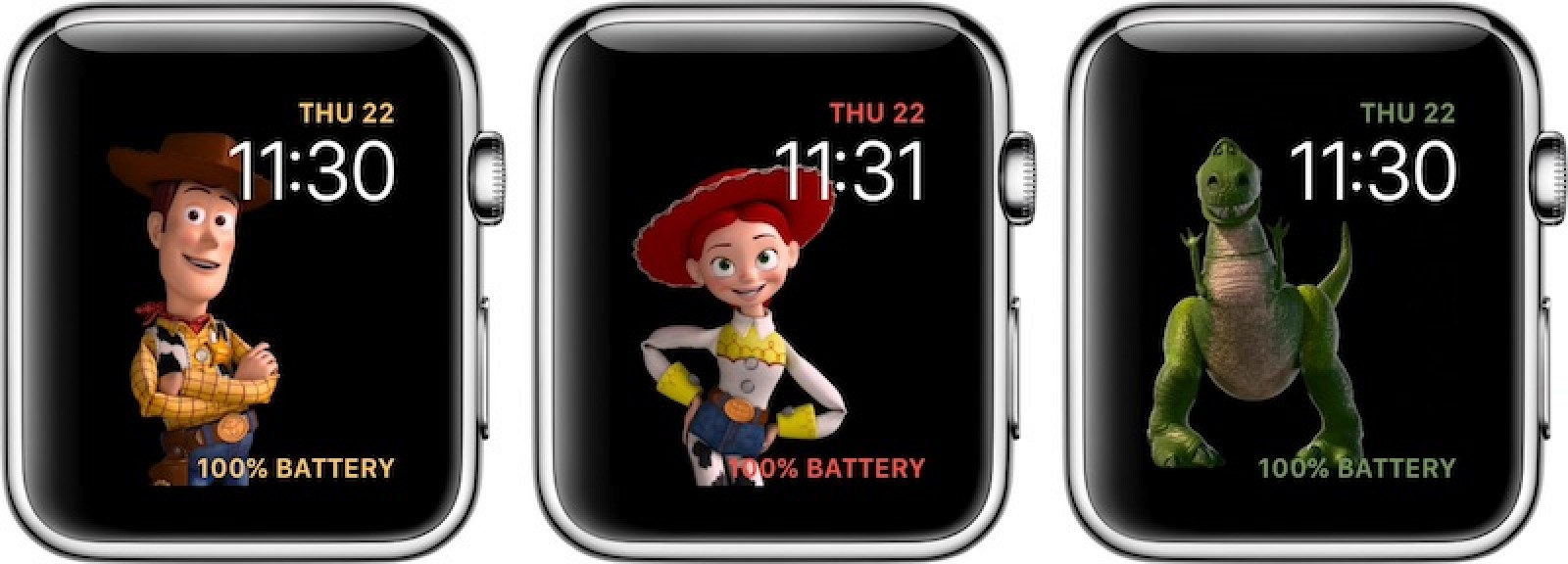 Dach Toy Story : Apple watch s toy story face goes live in watchos beta