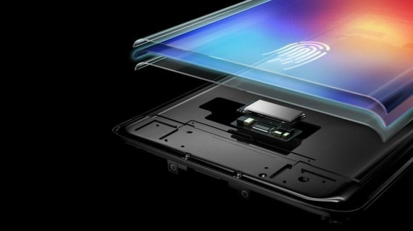 Vivo Unveils Screen-Embedded Fingerprint Sensor Technology at MWC2017 Shanghai