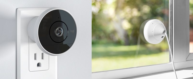 Logitech Announces Circle 2 Home Security Camera With