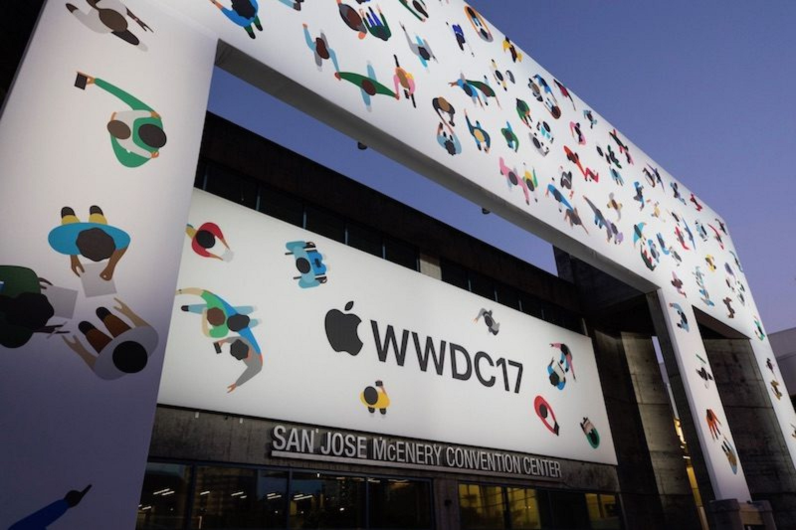 photo image WWDC 2018 Dates Possibly June 4-8 at San Jose Convention Center