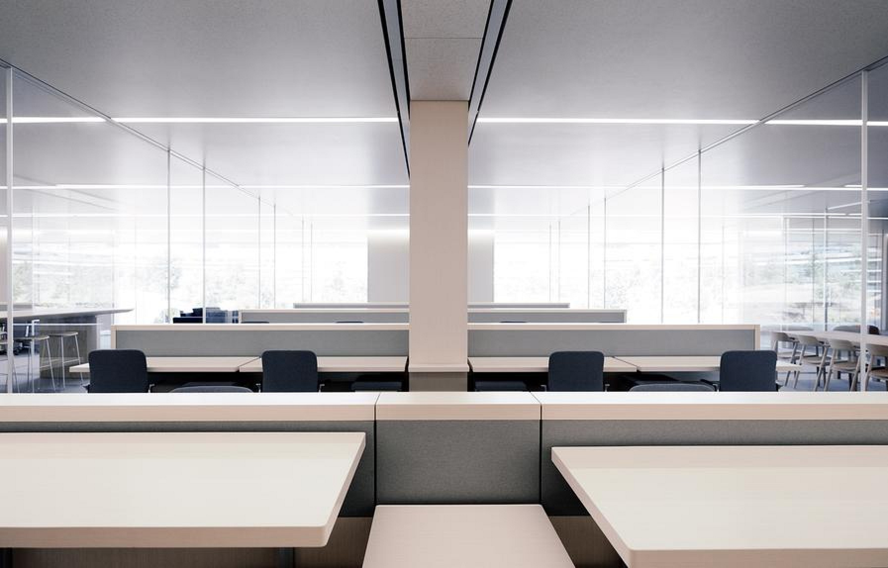Some Apple Park Employees Said to Be Dissatisfied With Open Office ...