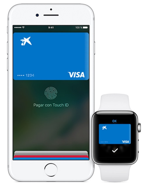 Apple Pay Expanding to AIB in Ireland, CaixaBank in Spain