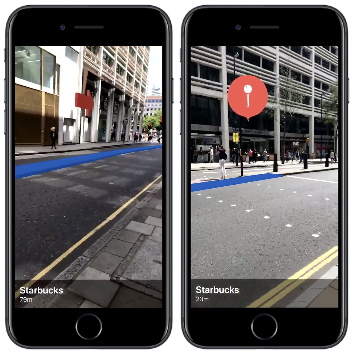 ARKit Roundup TurnbyTurn Directions Precise Room Measurements - Us map iphone developer