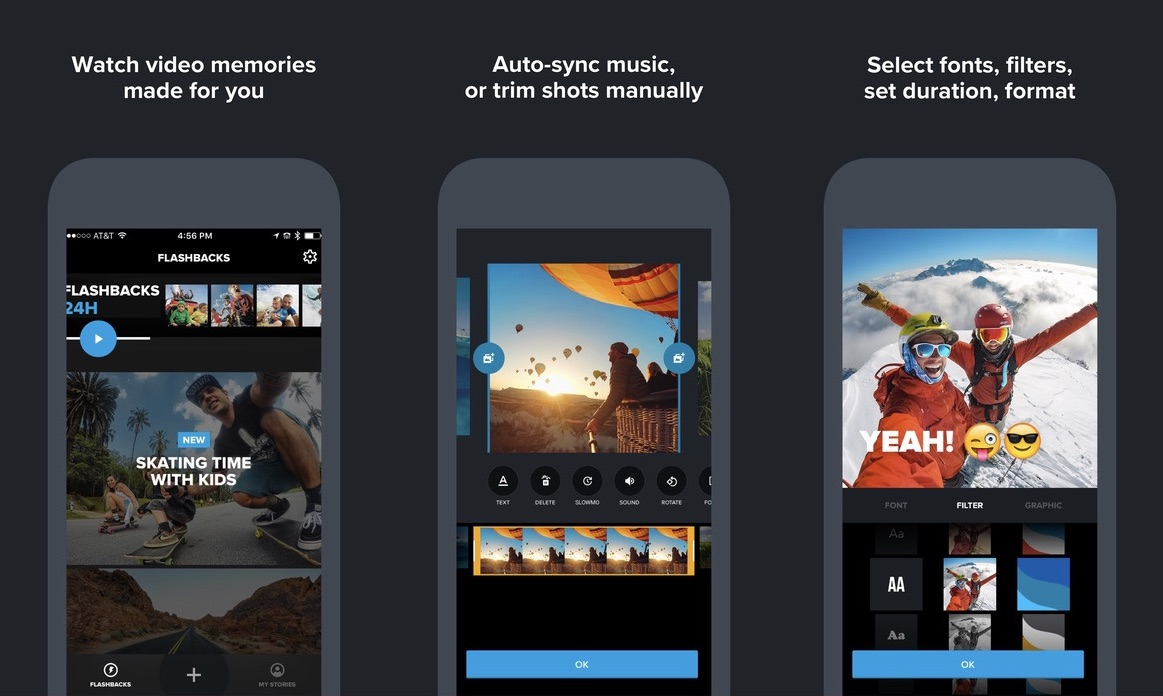 GoPro iOS App Launches 'QuikStories' With Automatic Video ...