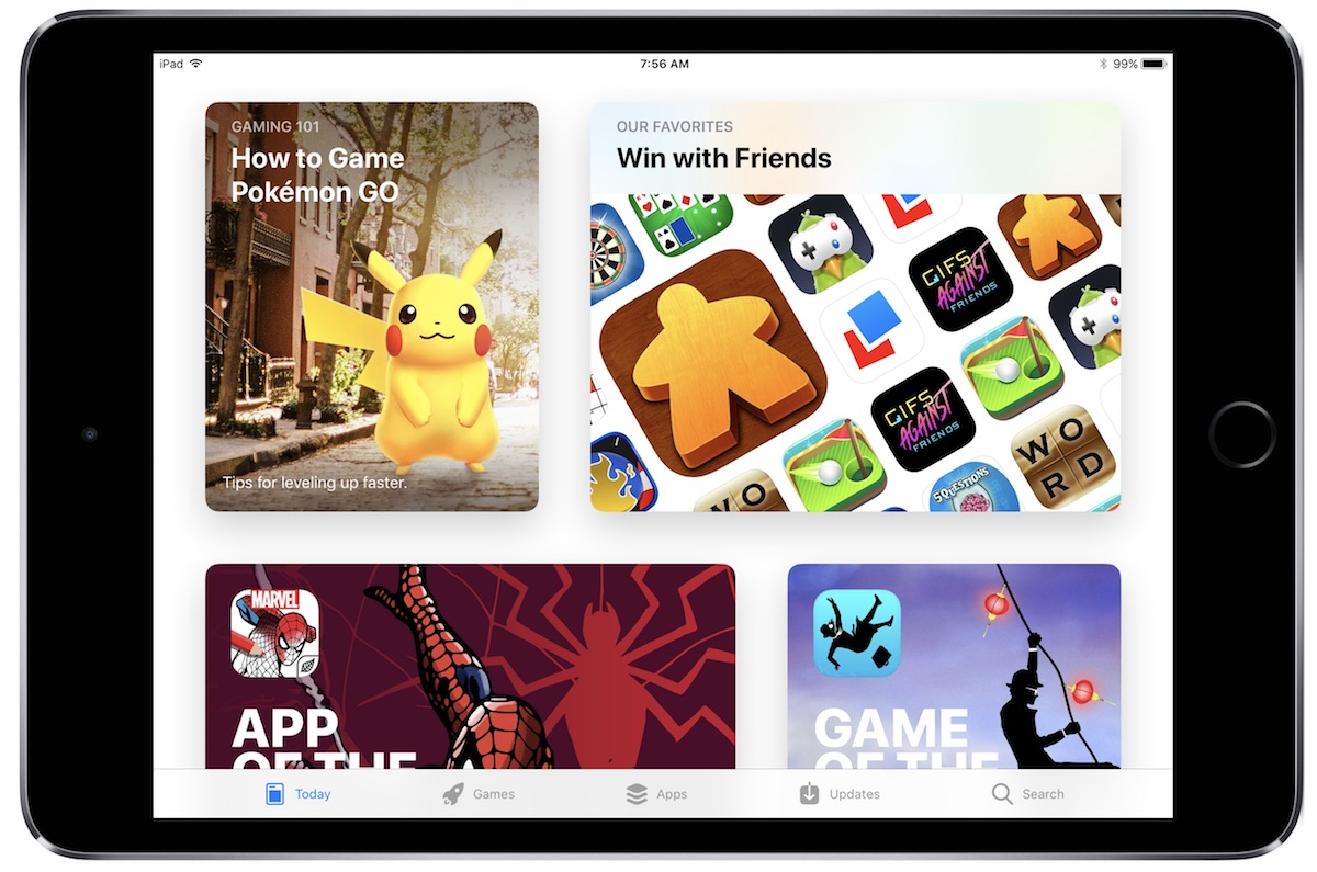 New Editorial Content Begins Appearing Within App Store on