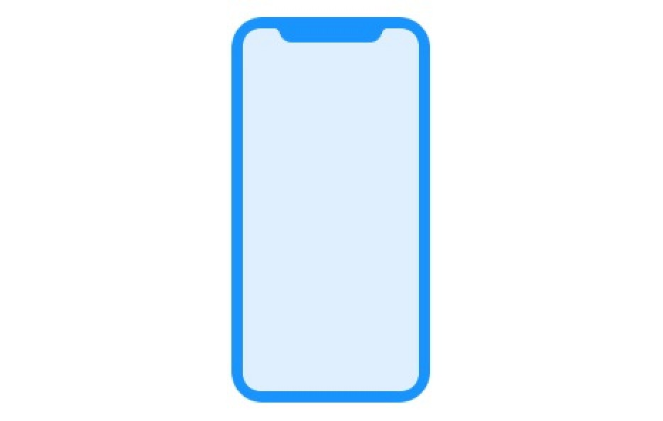 Given that the image looks both nothing like existing devices and so much like iPhone 8 leaks,
