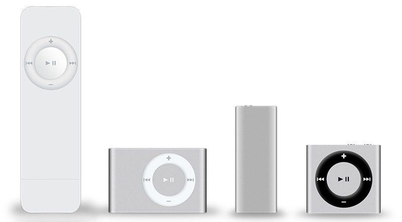 Apple přestal prodávat 2 iPody! iPod touch nově s dvojnásobnou kapacitou