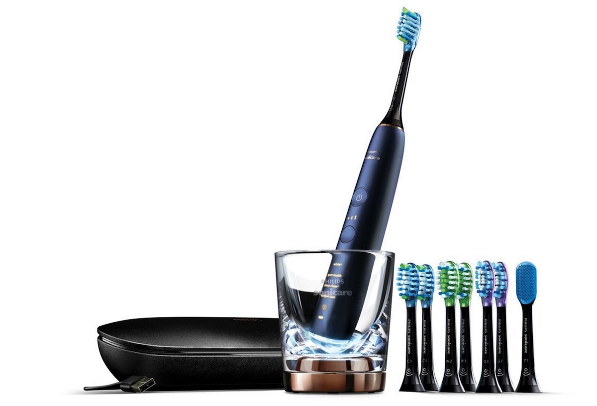 philips sonicare debuts new iphone connected smart. Black Bedroom Furniture Sets. Home Design Ideas