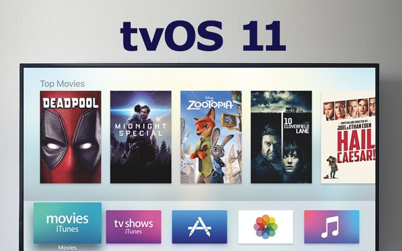 Apple Today Officially Released watchOS 4 And tvOS 11 To
