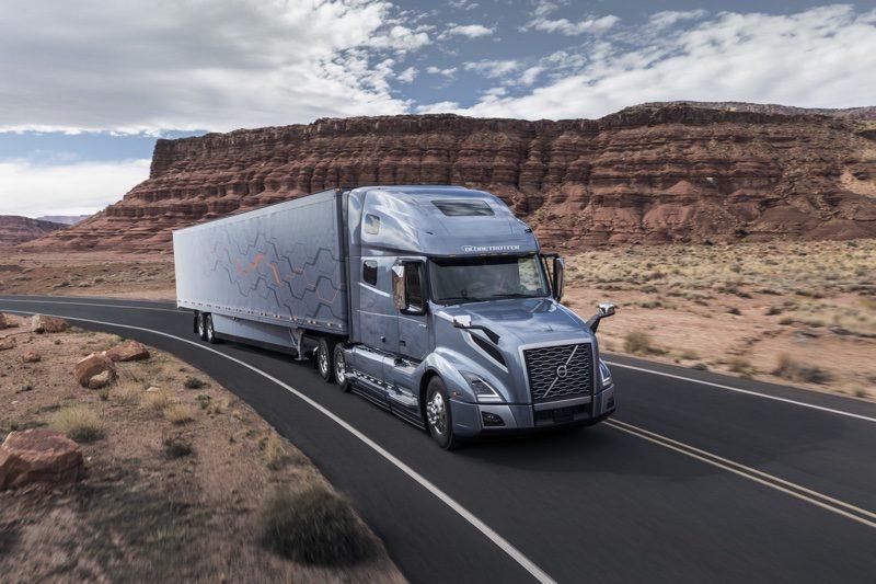 Volvo S New Vnl Series Semi Trucks Include Carplay Support Macrumors