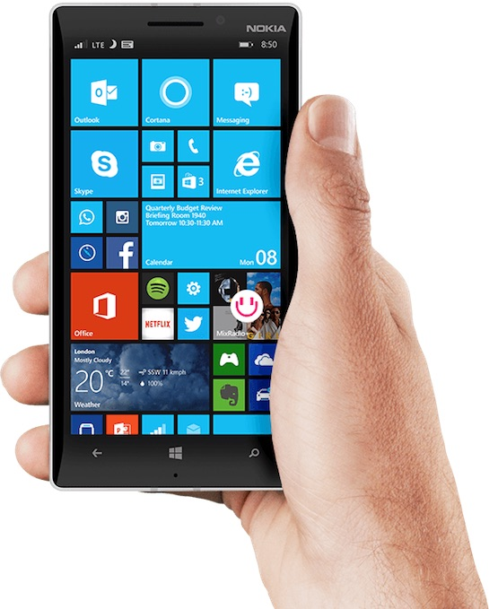os windows mobile apps