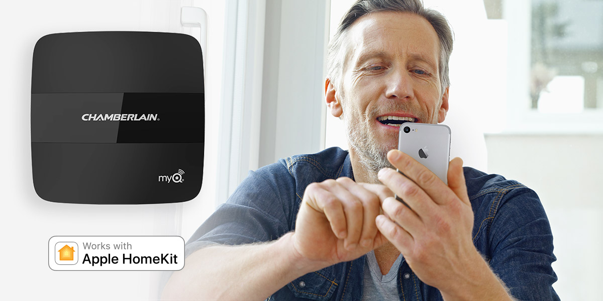 The MyQ Home Bridge Adds Smartphone Control To Your MyQ Enabled Garage Door  Openers (without Built In Wi Fi) And MyQ Lighting. Get Peace Of Mind  Knowing The ...