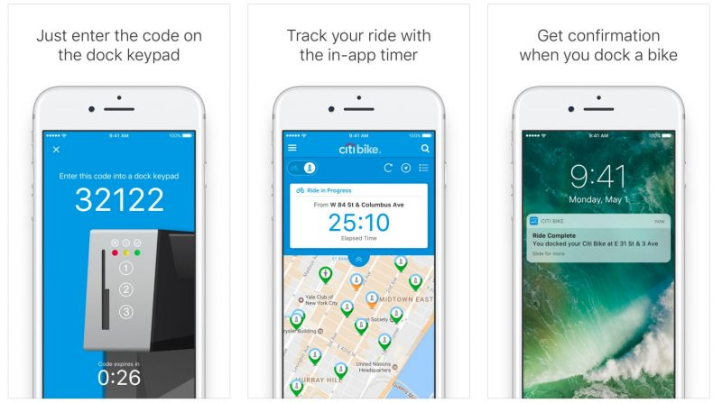 Apple Pay Support Comes To Popular Citi Bike Nyc Bicycle Sharing