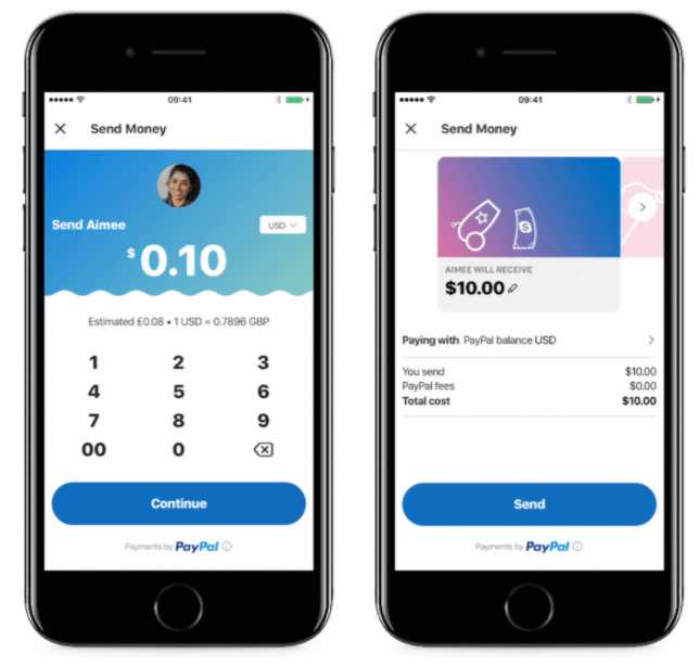You Can Now Send Money With PayPal in Skype App on iPhone