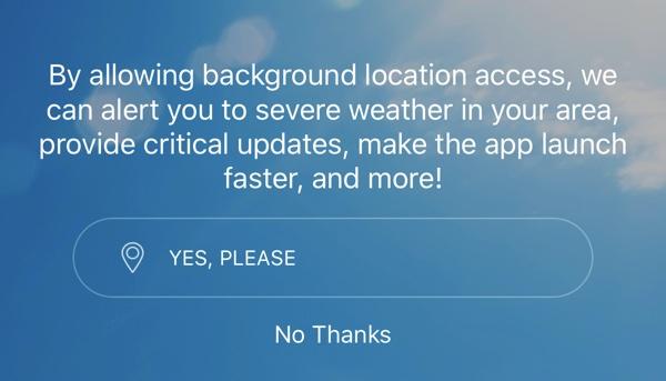 Používáte aplikaci AccuWeather? Odesílá bez svolení vaše soukromá data!