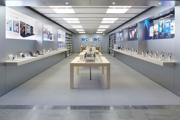 Apple's Tiny WestQuay Store Getting Much-Needed Expansion This