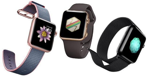 Apple Watch se prodávají stále lépe