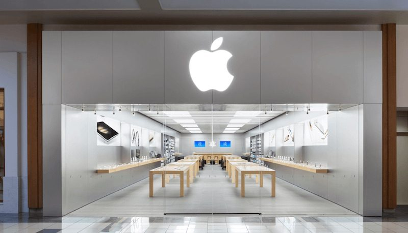 how to change the apple store on imac