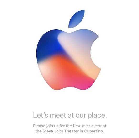 """Apple oficiálně zve na iPhone 8 akci v Steve Jobs Theater s """"českou vlajkou"""""""
