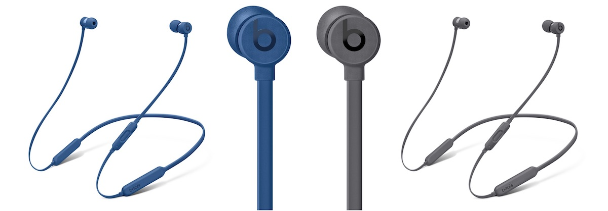 c712e084631 Next, Apple has the BeatsX Earphones for $119.95 in all colors, beaten by  Best Buy with sale prices as low as $89.99 in Gray, White, and Blue.