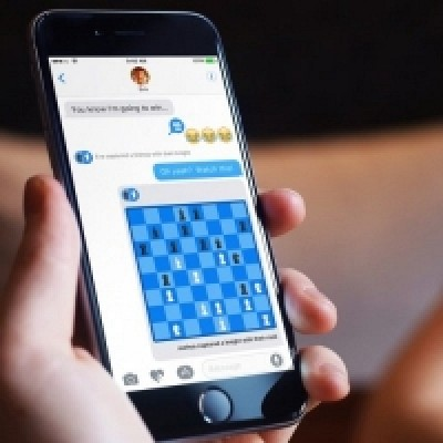 iMessage App 'Checkmate' Available for Free as Apple's App of the Week