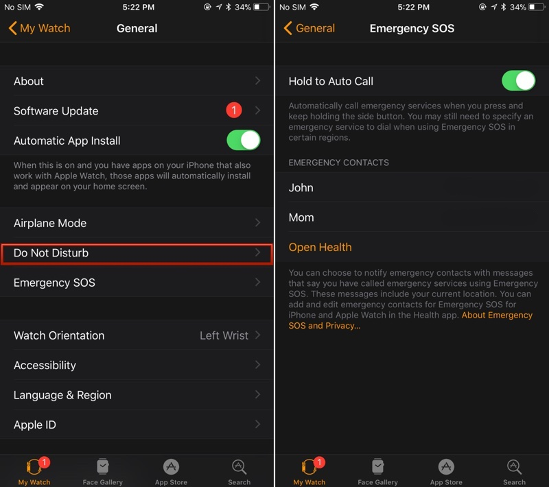 How to Use Emergency SOS on iPhone and Apple Watch - MacRumors