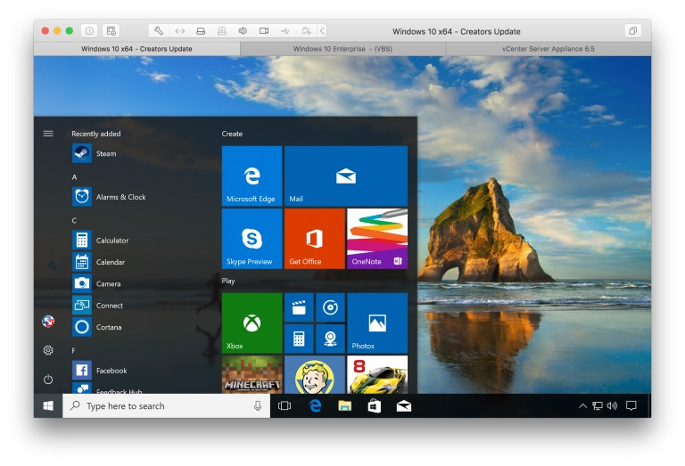 VMware Fusion 10 Coming in October With macOS High Sierra and Touch