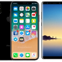 Apple May Launch Galaxy Note 8 Sized IPhone With 64 Inch OLED Display Next Year