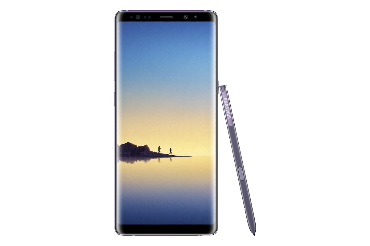Samsung Reveals Galaxy Note 8 With Dual Rear Cameras and 6.3-Inch AMOLED 'Infinity Display'