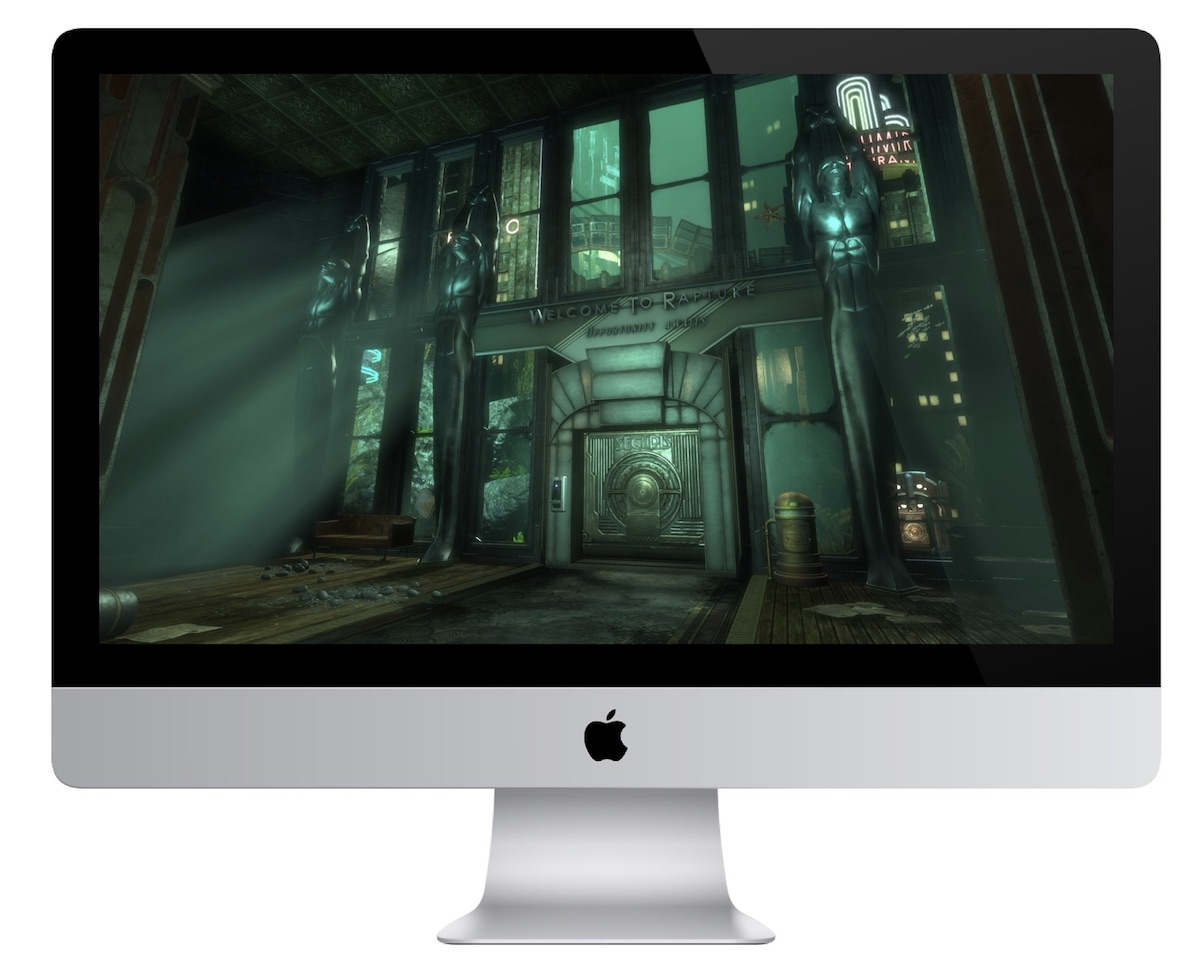 'BioShock Remastered' Launches for macOS Computers on ...