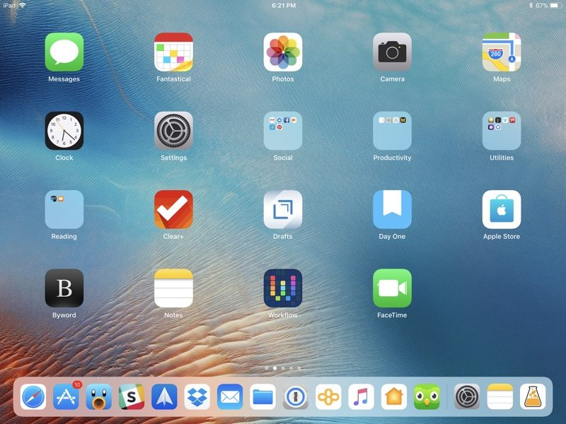 How to Use the New iPad Dock in iOS 11 - MacRumors