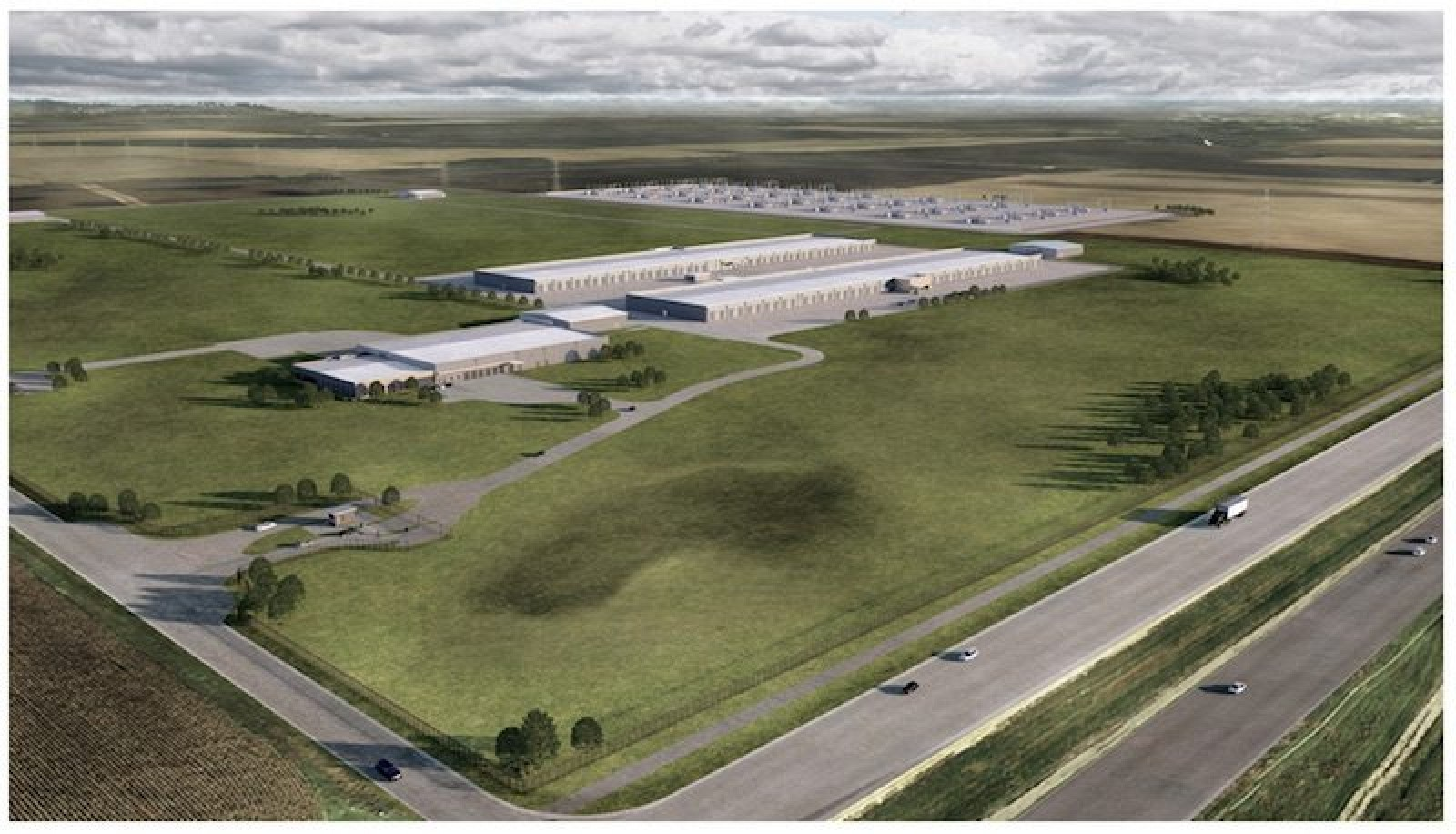 Apple Confirms Plans to Build Data Center in Iowa, Contribute Up to $100M to Community Projects