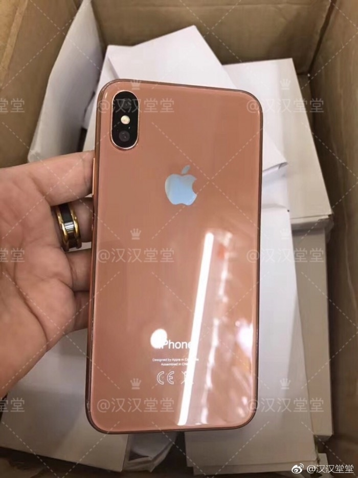 In Separate Color Related IPhone 8 News Leaker Benjamin Geskin Last Month Claimed That Apple Will Make The OLED Available Four Colorways