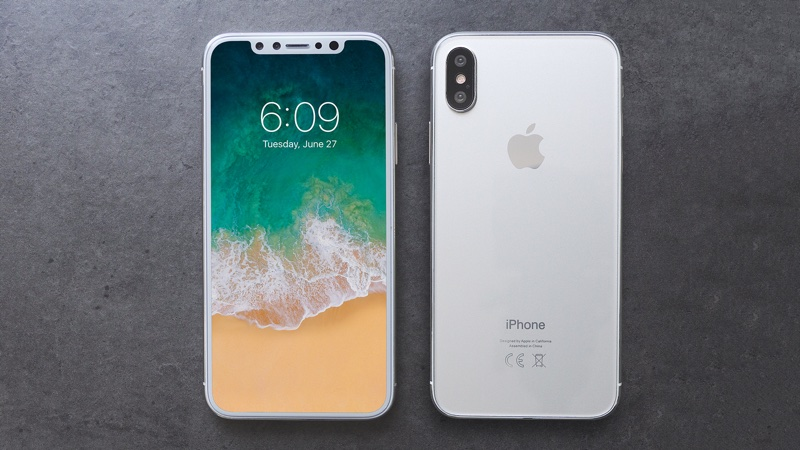 'iPhone 8' Could Start at $999 for 64GB Capacity - Mac Rumors