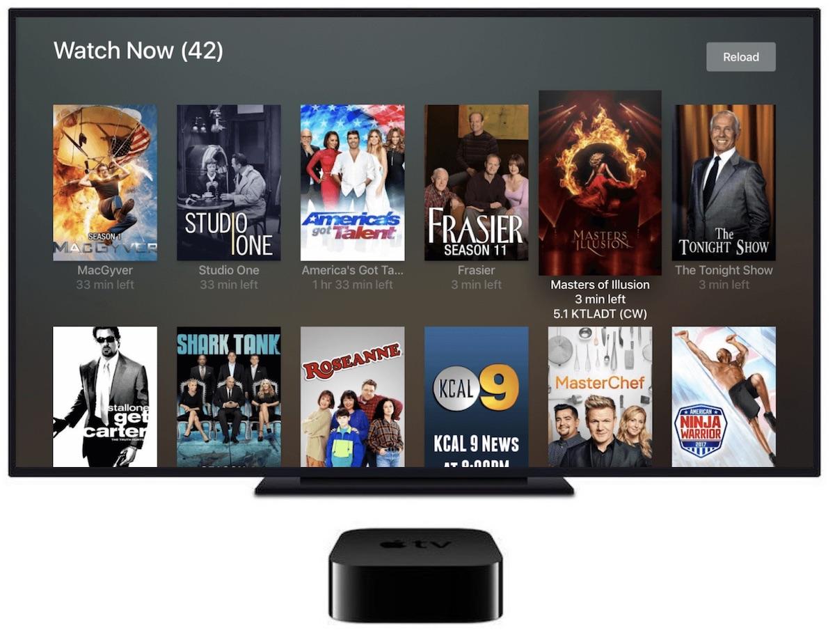 Plex Launches Live TV Support for Apple TV App - MacRumors