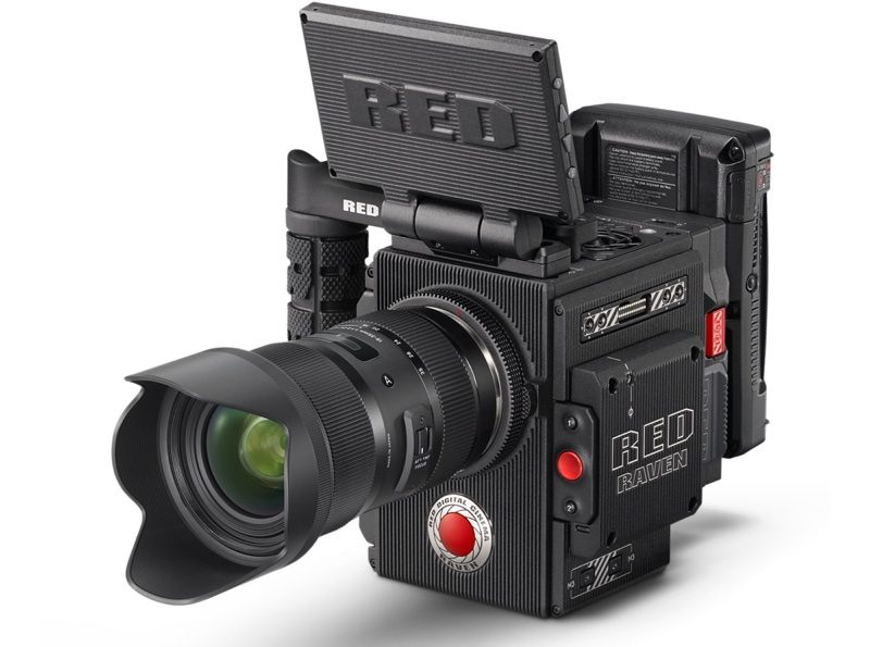 Red's $15,000 'Red Raven' Camera Kit Available Exclusively at ...