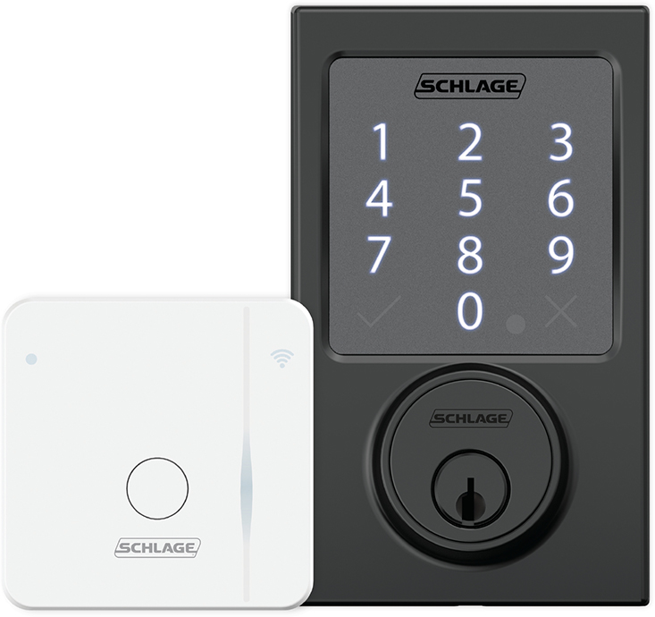 Schlage Sense Smart Deadbolt Now Remotely Controllable With Wi Fi