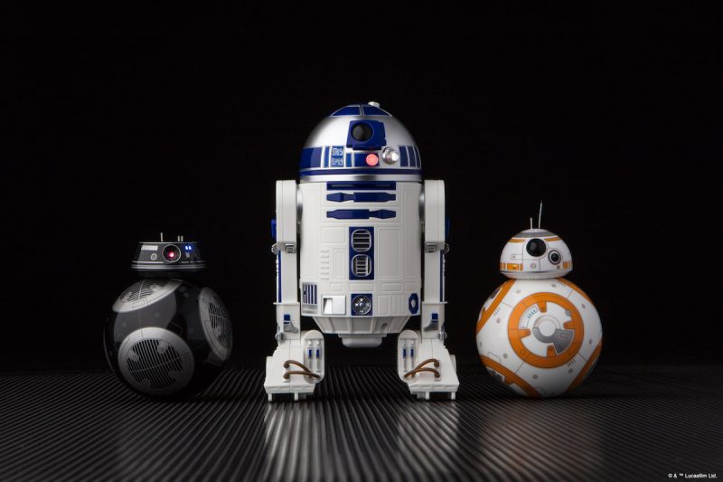 Sphero Discontinues Disney Products Including BB-8 and R2-D2 - MacRumors