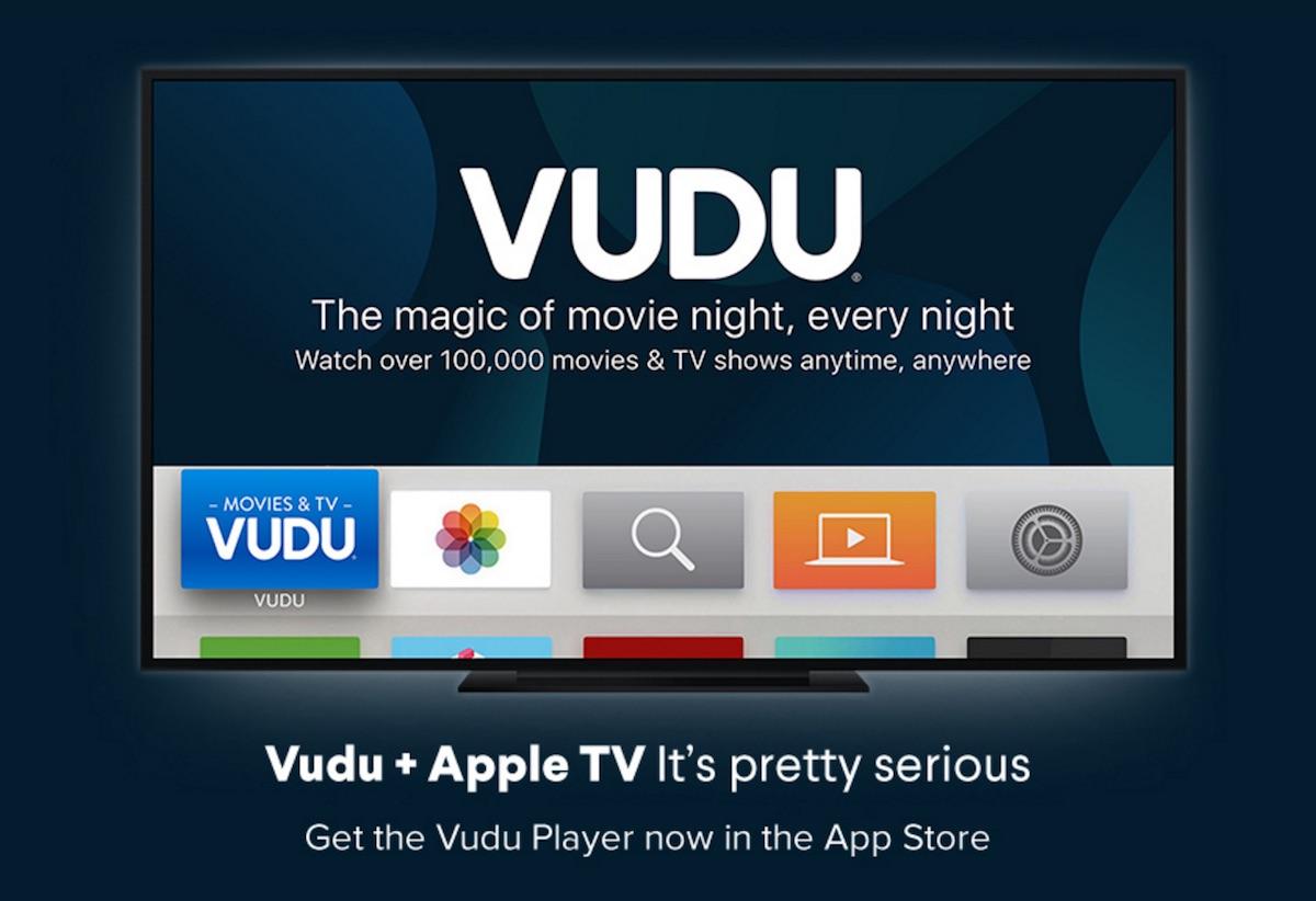 VUDU App Officially Launches on Apple TV - MacRumors