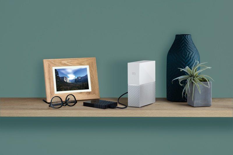 Western Digital Debuts New 'My Cloud Home' Personal Cloud Storage