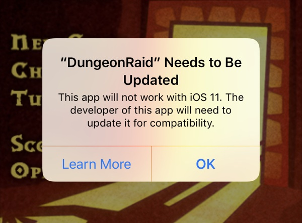Připravte se na instalaci iOS 11